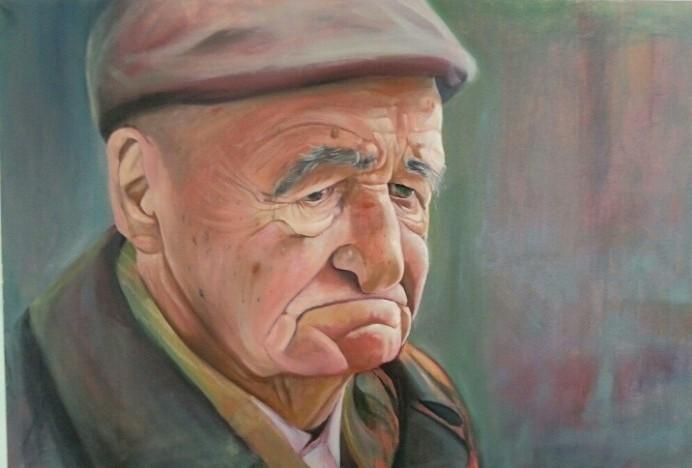 Painting by Edis Muminovic / 702
