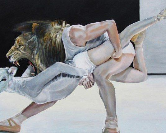 Fantasy Painting by Katie Buckett / Artist 893