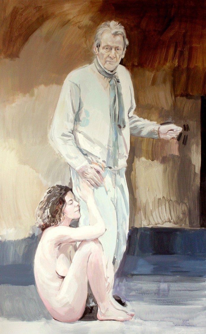Painting by Laura La Wasilewska / 1193