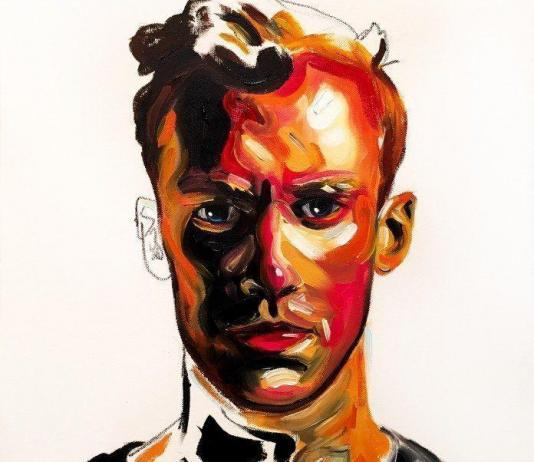 Man / Male Painting by Spenser Albertsen / 1952