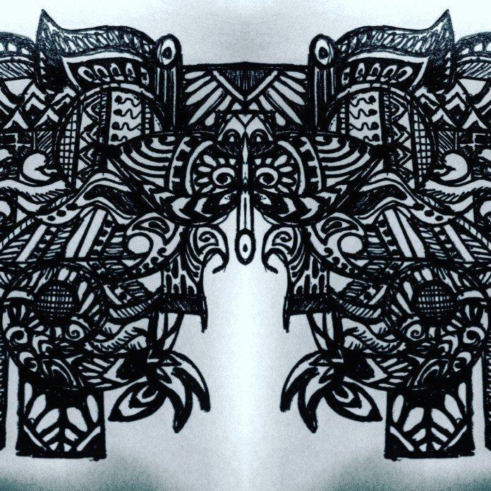 Art by Sneha / 2127