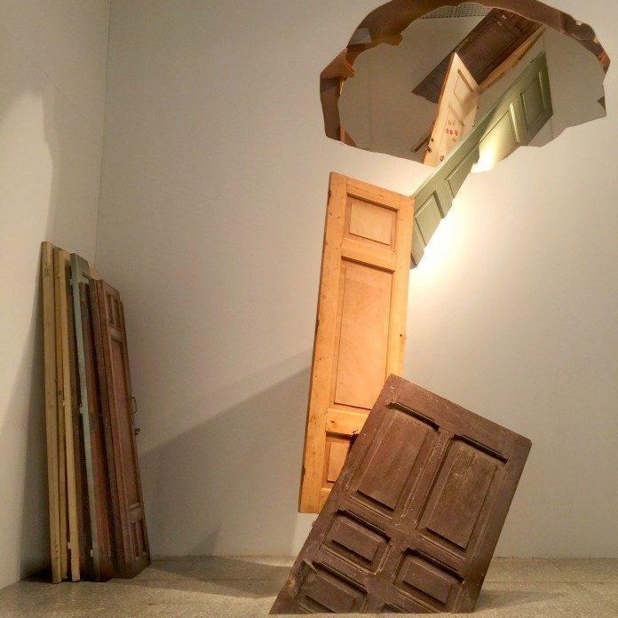 Installation by Isidro López-Aparicio / 2386