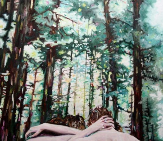 Tree & Forest Painting by Refael Salem / Artist 2435