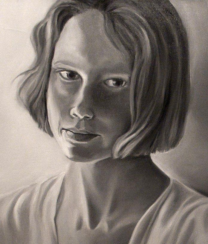 Painting by Thomas Pramhas / 2729