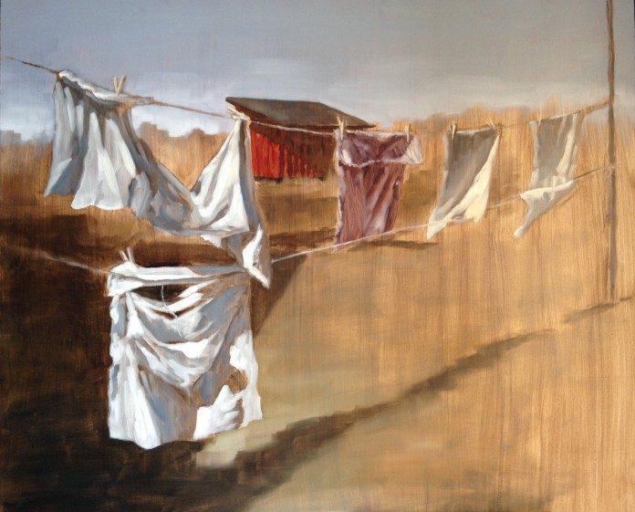 Painting by Erik Uddén / 3090