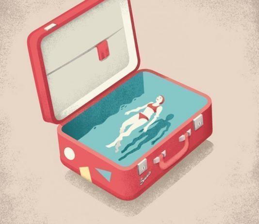 Summer Illustration by Andrea De Santis / Artist 4276