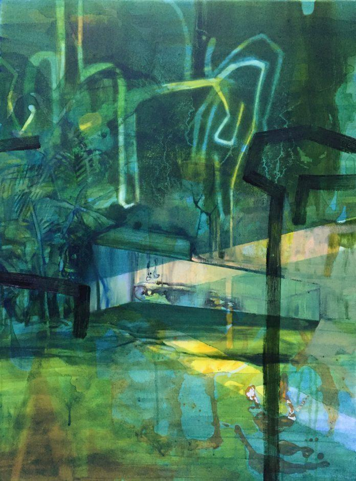 Painting by Karolina Albricht / 4315