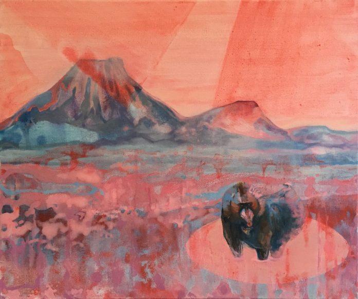 Painting by Karolina Albricht / 4317