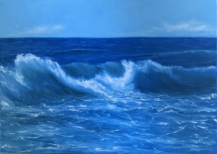 Painting by Svity Chemerys / 4552