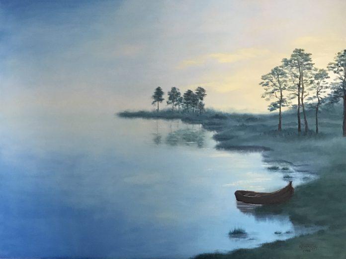 Painting by Svity Chemerys / 4556