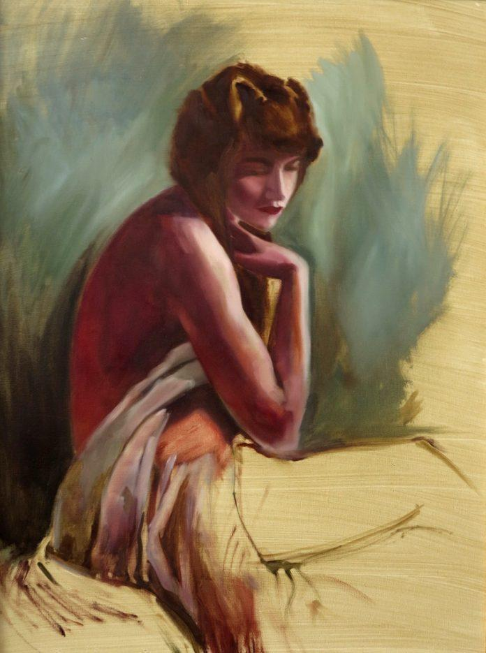 Painting by Sandra Archut / 4719