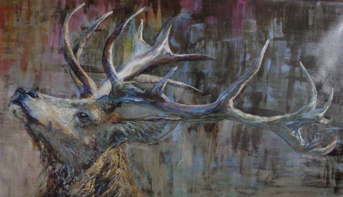 Painting by Elena Brindani / 4826