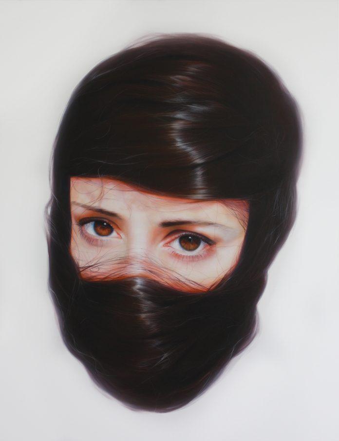 Painting by Roos van der Vliet / 5122