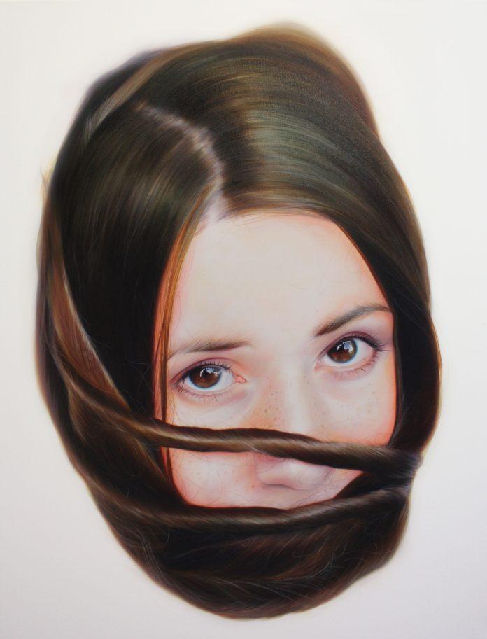 Painting by Roos van der Vliet / 5123