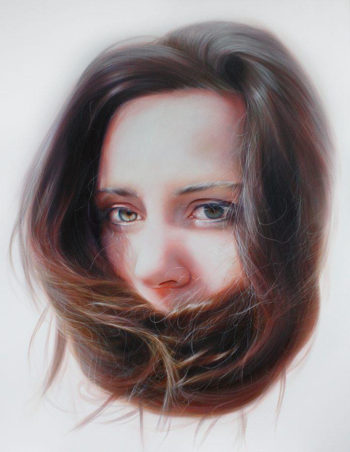 Painting by Roos van der Vliet / 5124