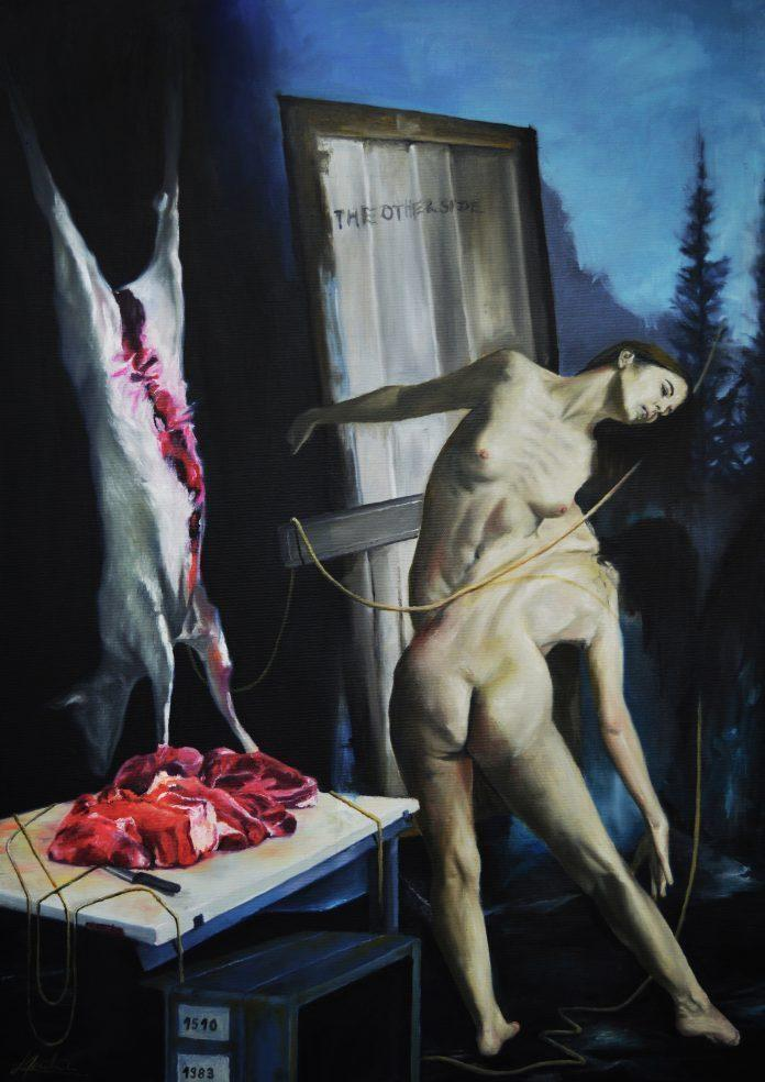 Painting by Lukáš Kubala / 5623