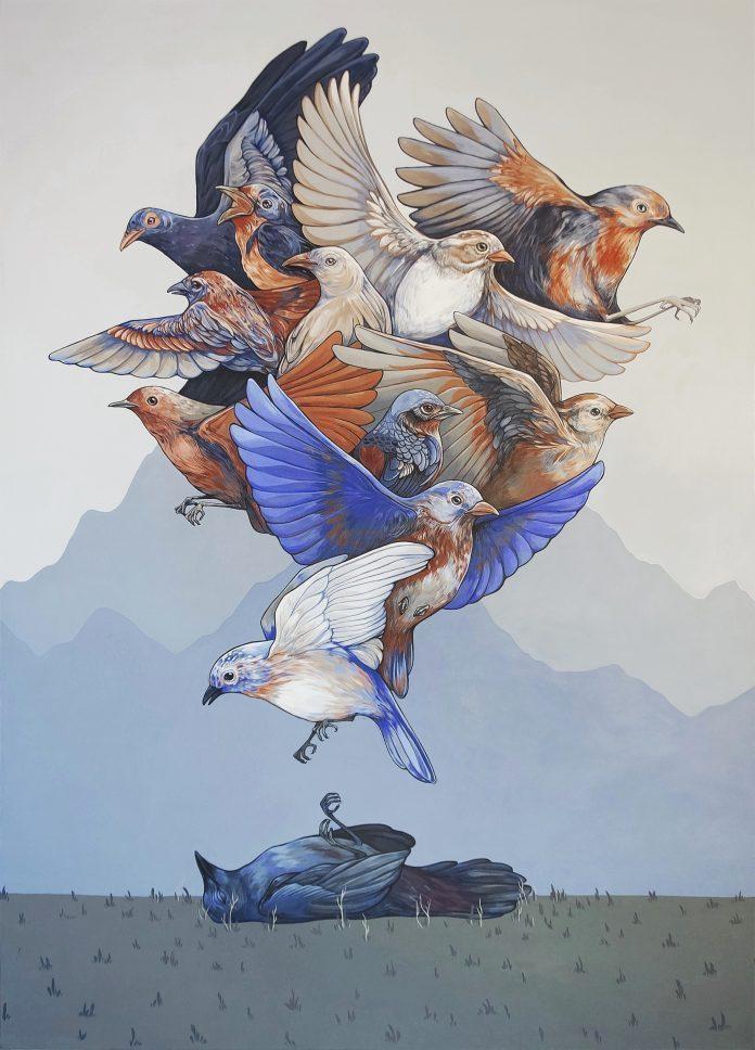 Painting by Gözde Başkent / 5679