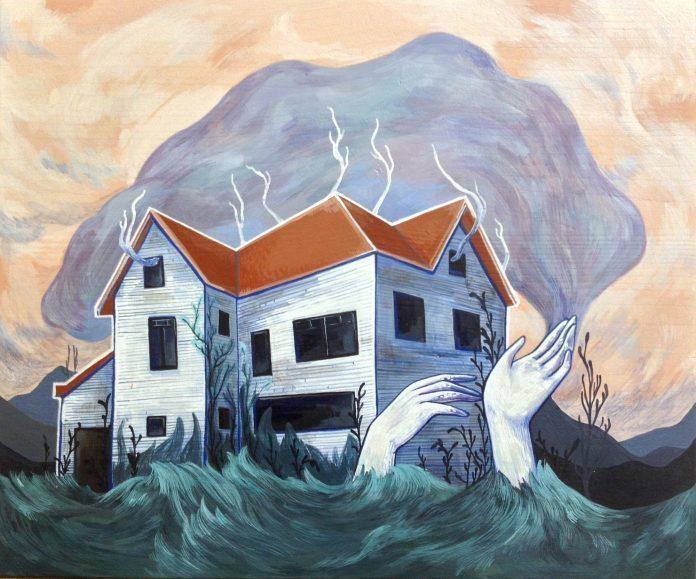 Painting by Gözde Başkent / 5681