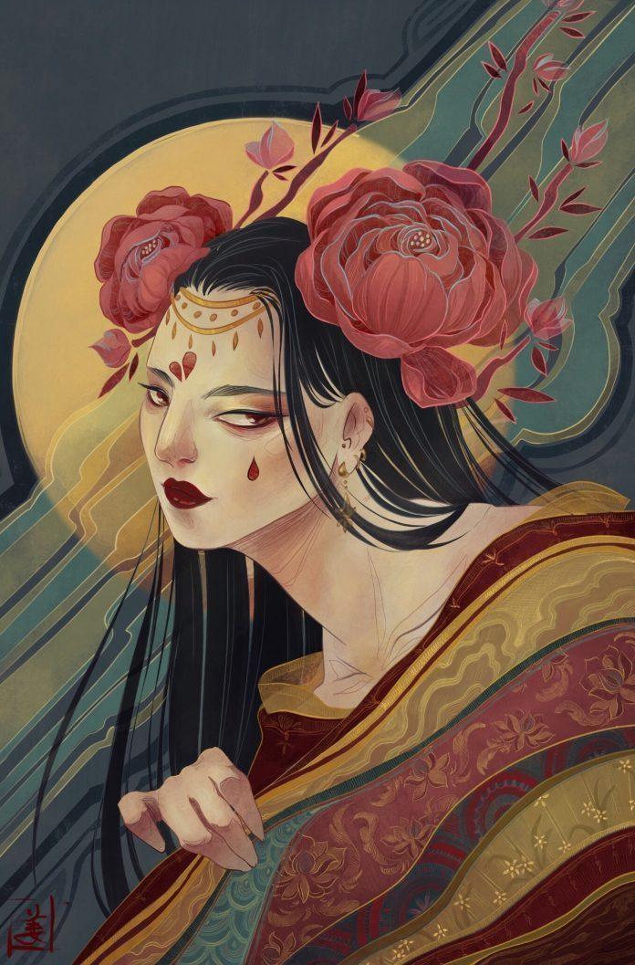 Tina Jiang Illustration Gallery  Tina Jiang Artist