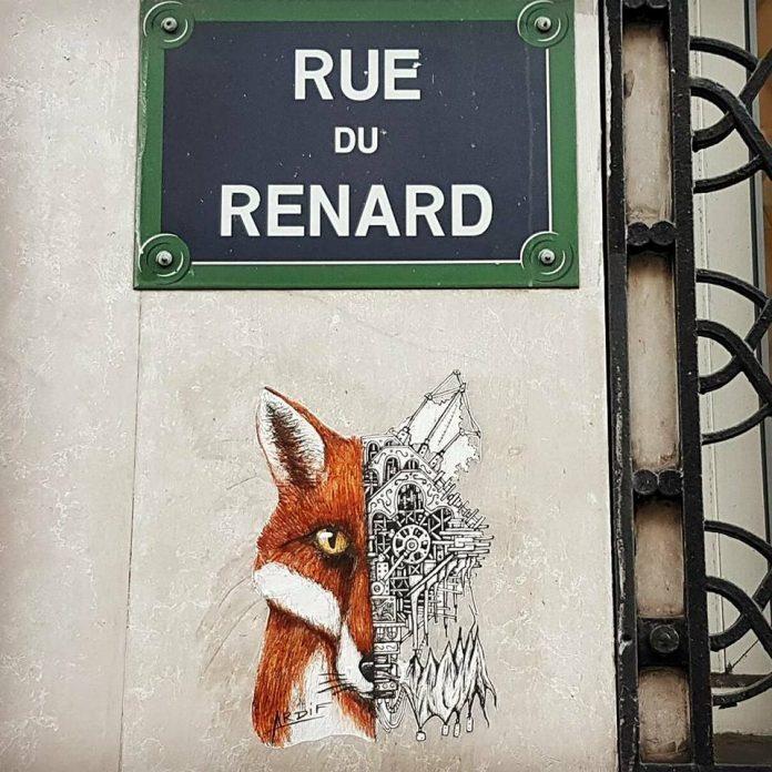 Public Art by Ardif / 6198