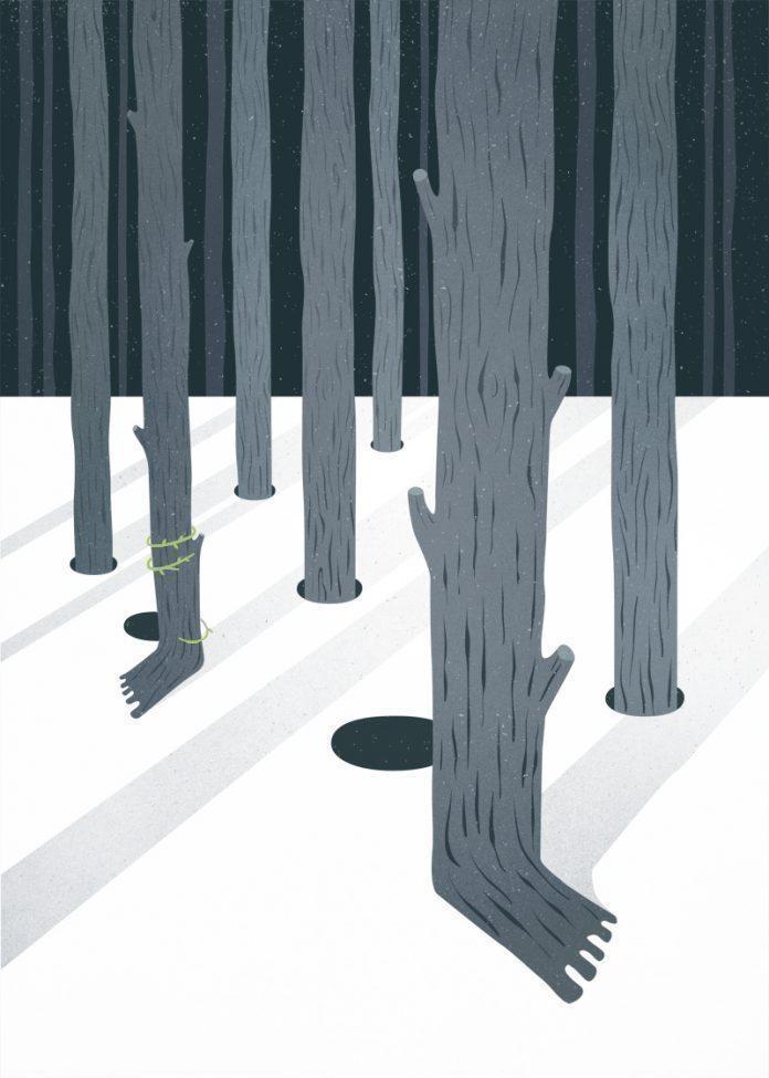 Illustration by Silvia Bettini / 6239