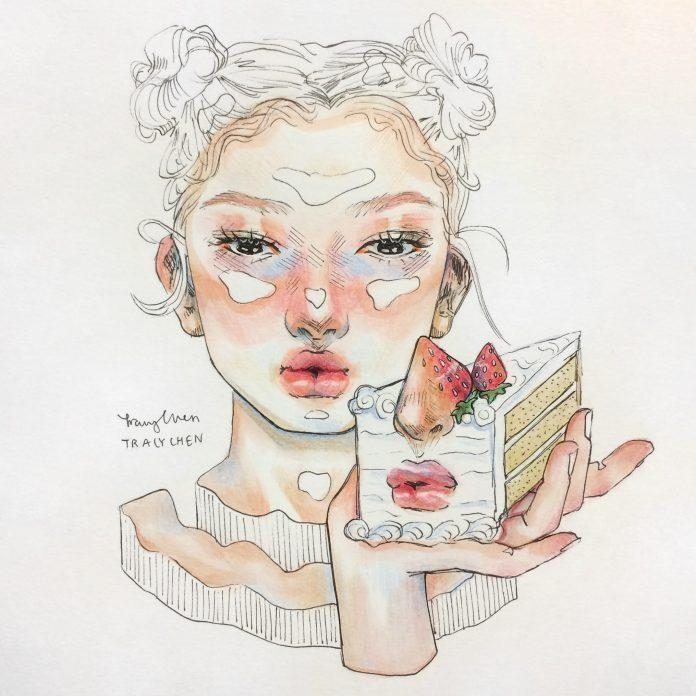 Drawing by Tracy Chen / 6305