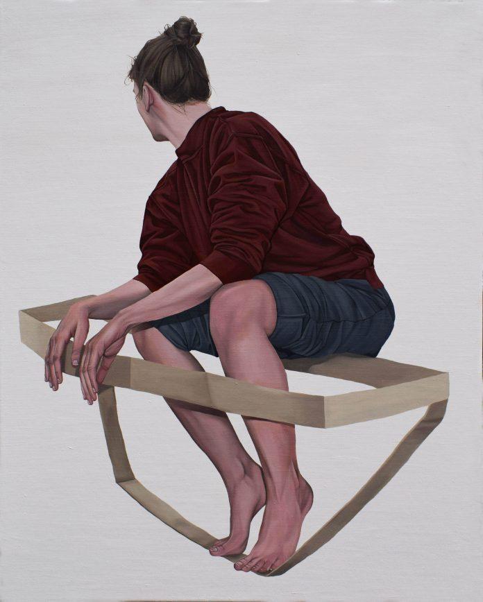 Painting by Amanda Karlsson / 6659