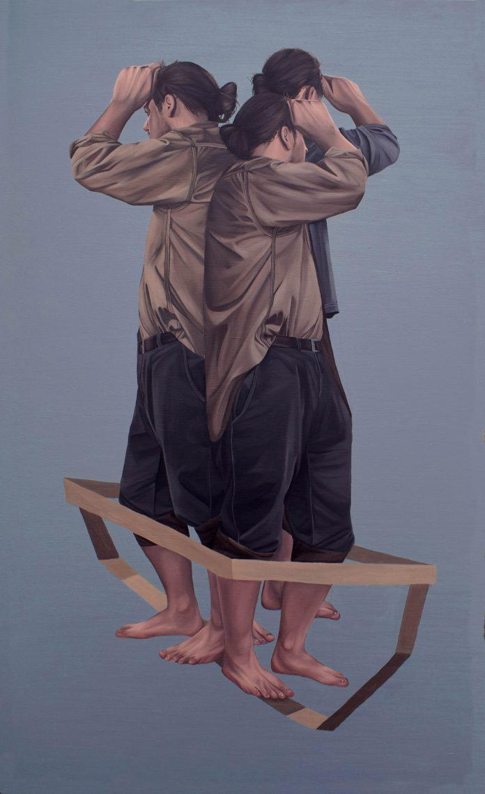 Painting by Amanda Karlsson / 6660