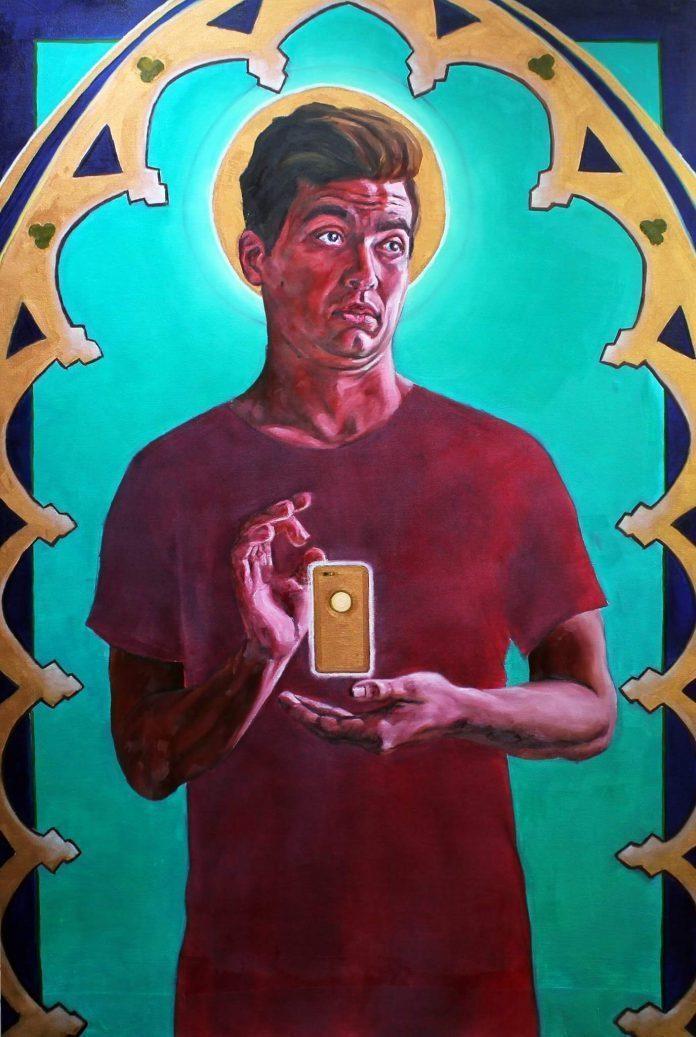 Painting by Dean Christensen / 6913