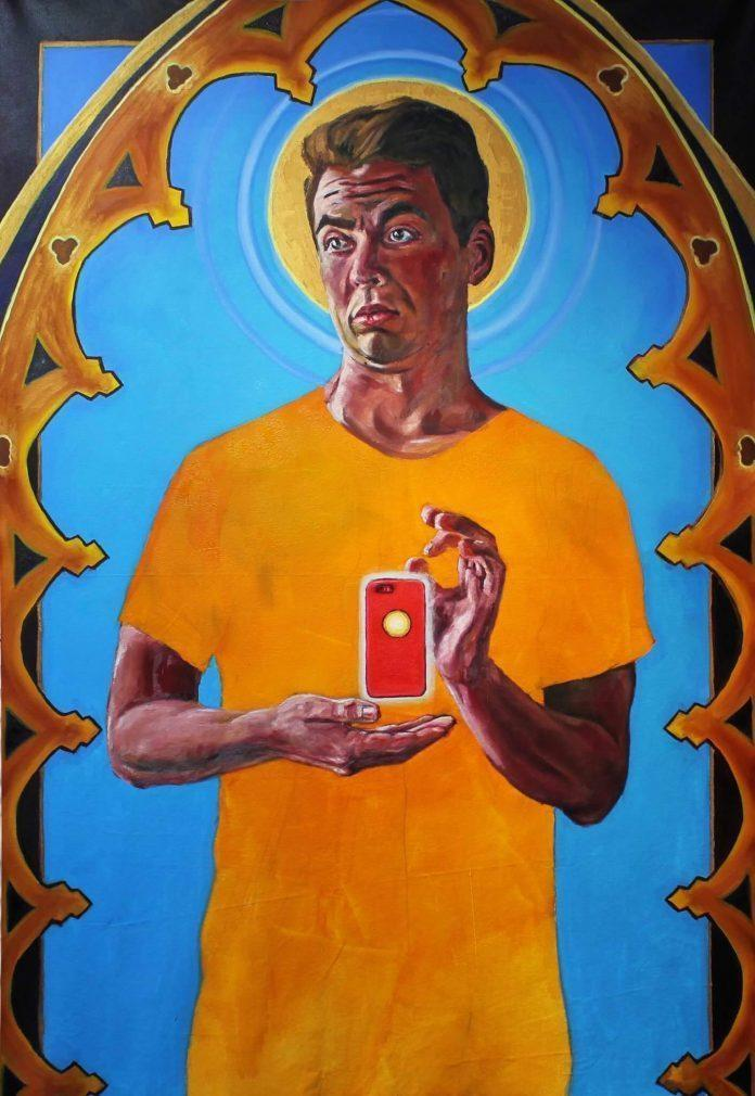 Painting by Dean Christensen / 6914