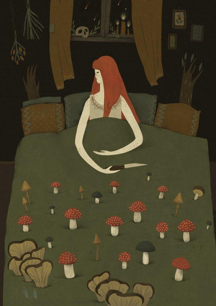 Illustration by Alexandra Dvornikova / 7023