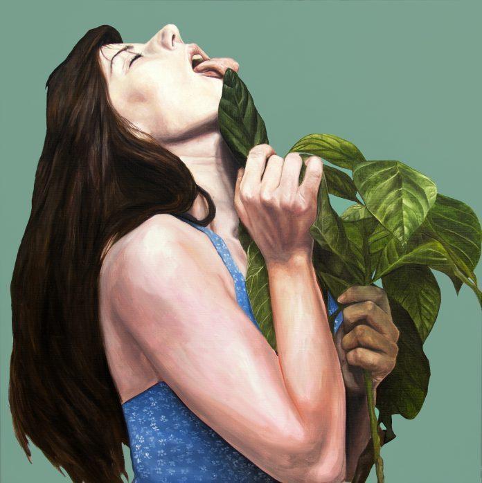 Painting by Nicolas Romero / 7362