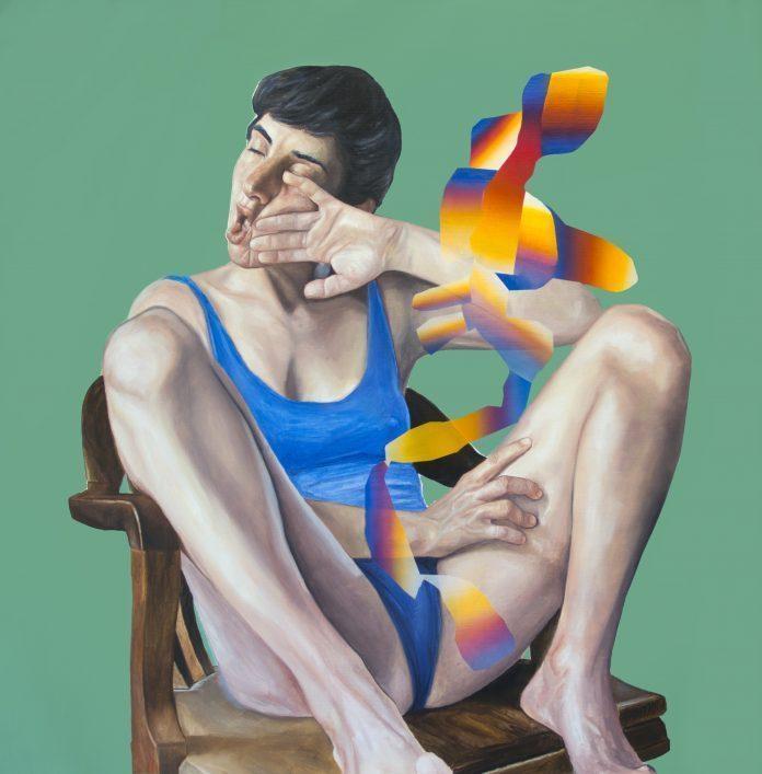 Painting by Nicolas Romero / 7363