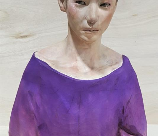 Woman / Female Sculpture by Sakai Kohta / 8783