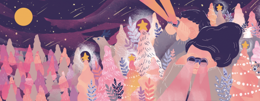 Animal Illustration by Sammi / 9223