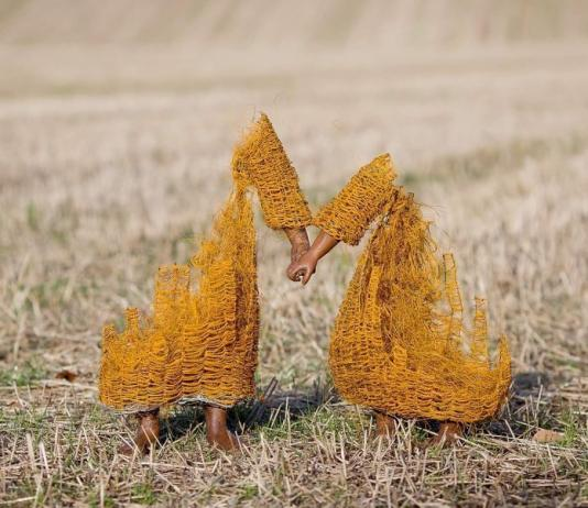 Metal Sculpture by Lene Kilde / Artist 9246