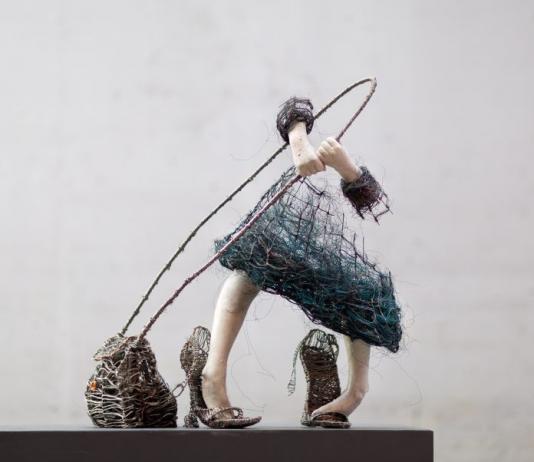 Metal Sculpture by Lene Kilde / Artist 9247