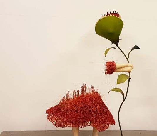 Metal Sculpture by Lene Kilde / Artist 9249