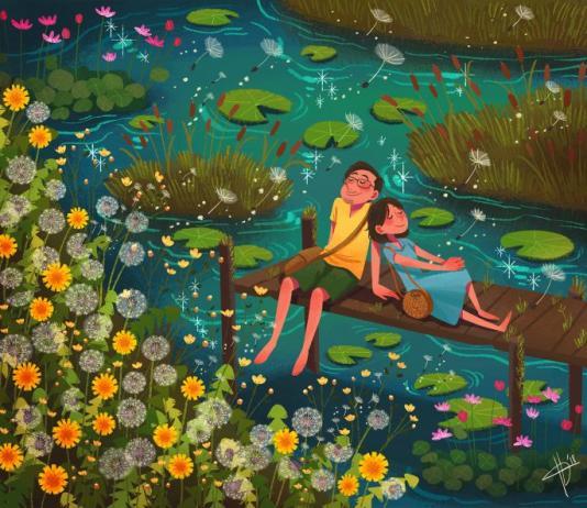 Valentine's Day by Hana Augustine / Artist 9844