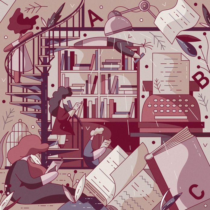 Illustration by Olga Zalite / 10482