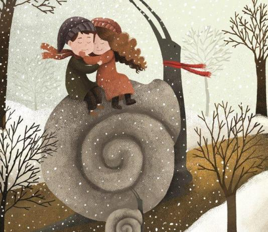 Winter & Snow Illustration by Berk Öztürk / Artist 10812