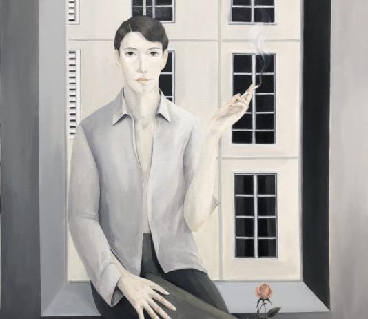 Man / Male Painting by Serpil Mavi Üstün / Artist 11286
