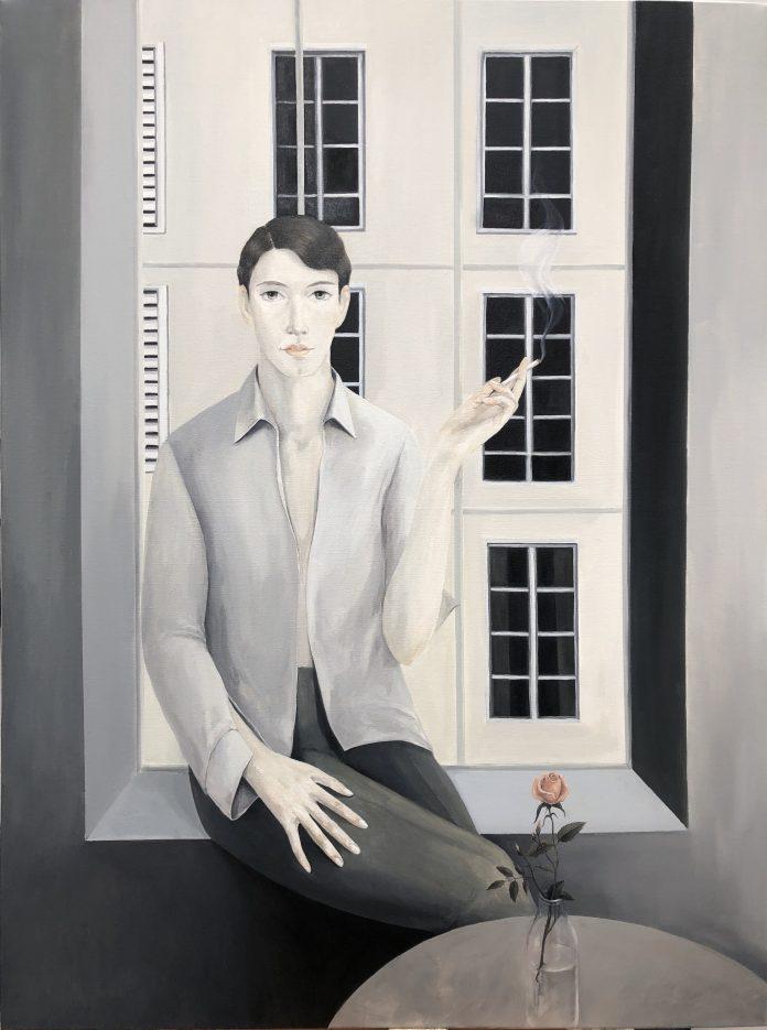 Painting by Serpil Mavi Üstün / 11286