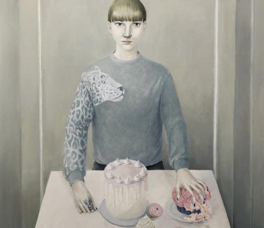 Women / Female Painting by Serpil Mavi Üstün / 11289