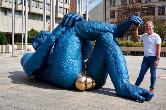 Sculpture by Denis Defrancesco / 12067