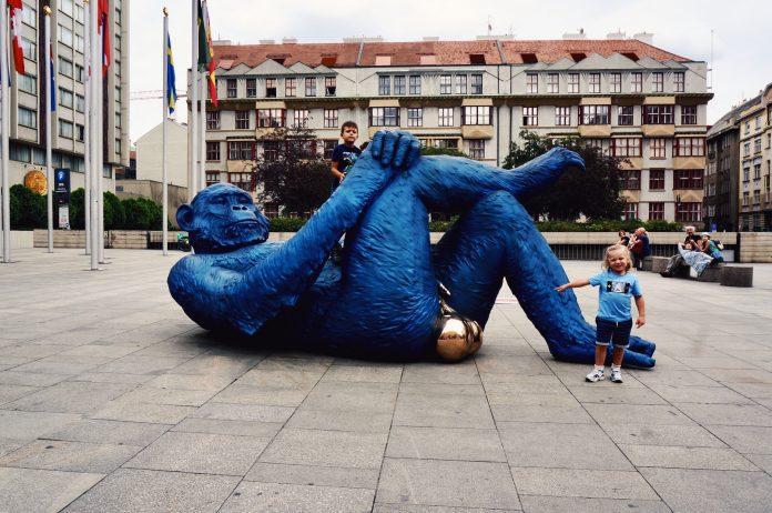 Sculpture by Denis Defrancesco / 12069