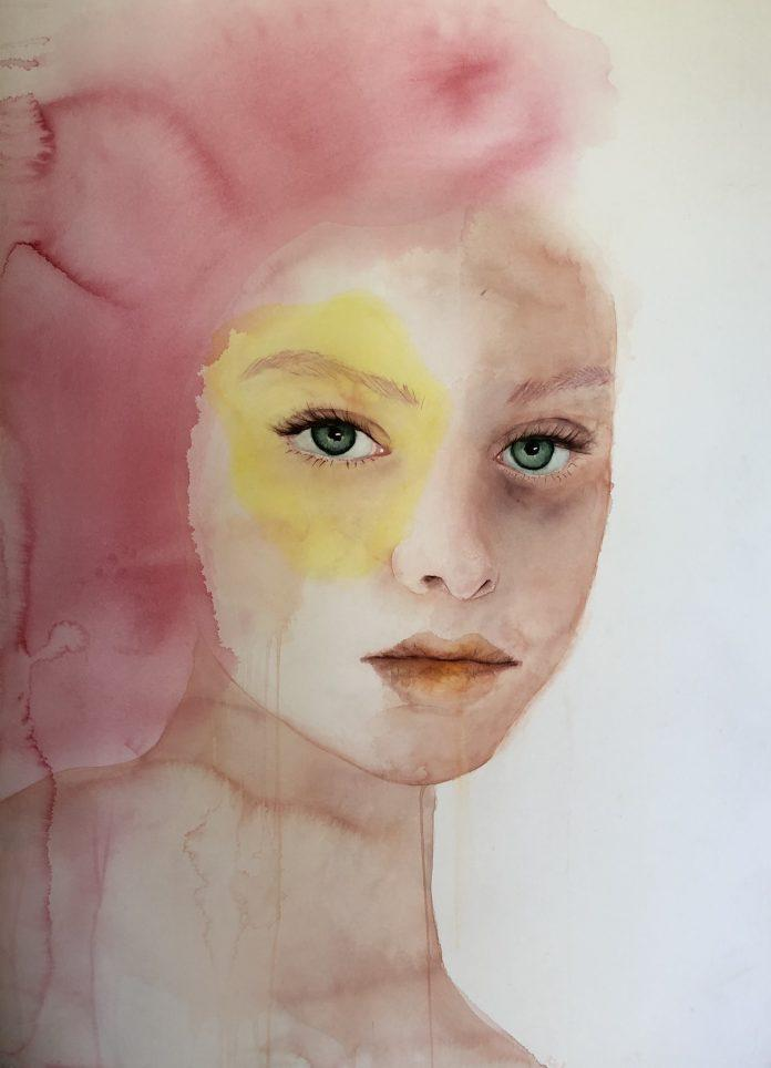 Painting by Alisha Rich / 12291