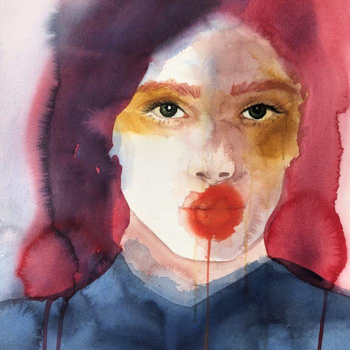 Painting by Alisha Rich / 12293