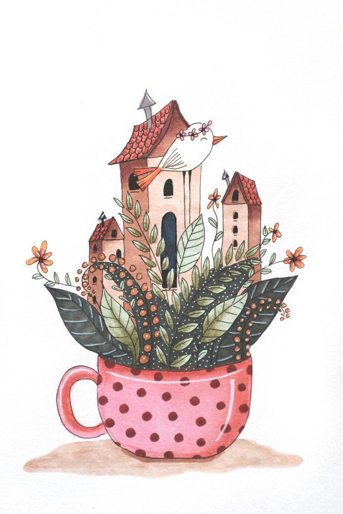Illustration by Femke Nicoline Muntz / 12495