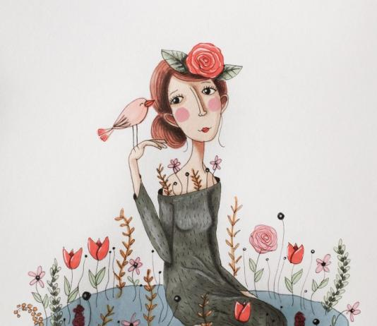 People & Character Illustration by Femke Nicoline Muntz / Artist 12496